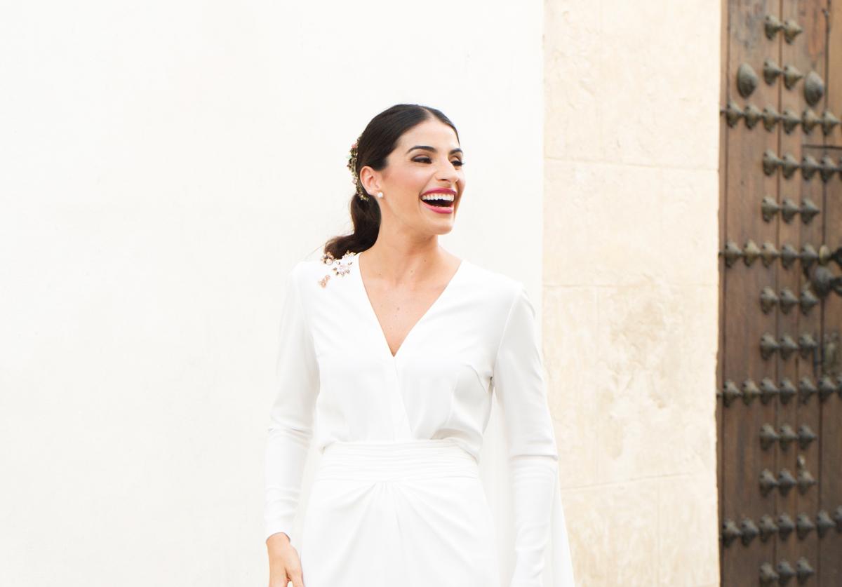 Reseña sobre maquillaje de novia Regina Capdevila