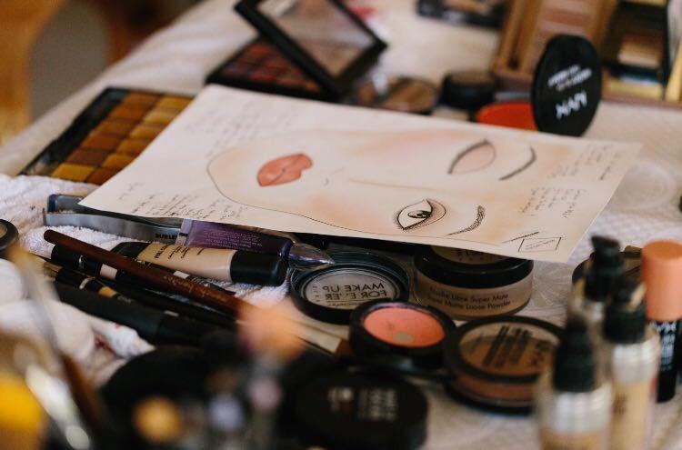 Maquillaje de novia realizado para Rocío por Regina Capdevila